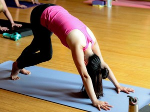 yoga gym douce